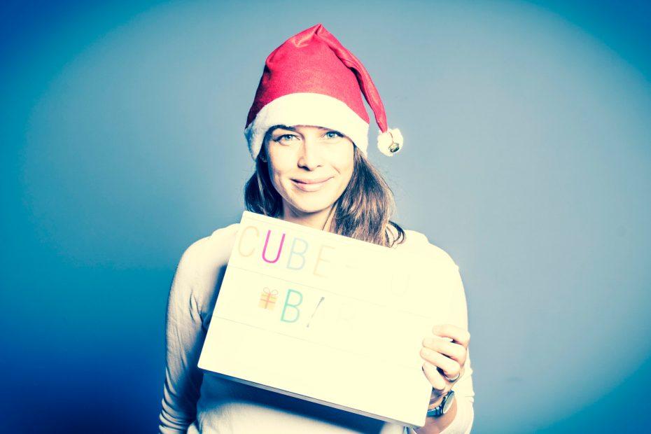 Weihnachtsgeschenke cuBe-box.ch