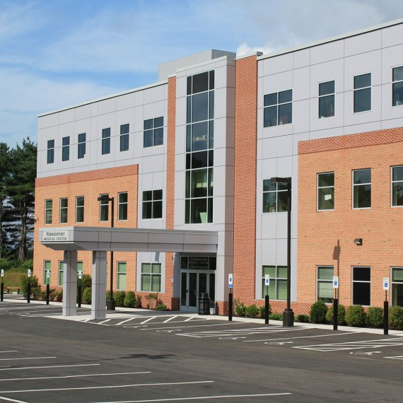 Newburyport Medical Center day patient facility in Newburyport MA