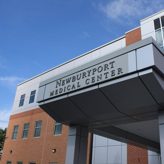 Newburyport Medical Center day patient facility in Newburyport MA