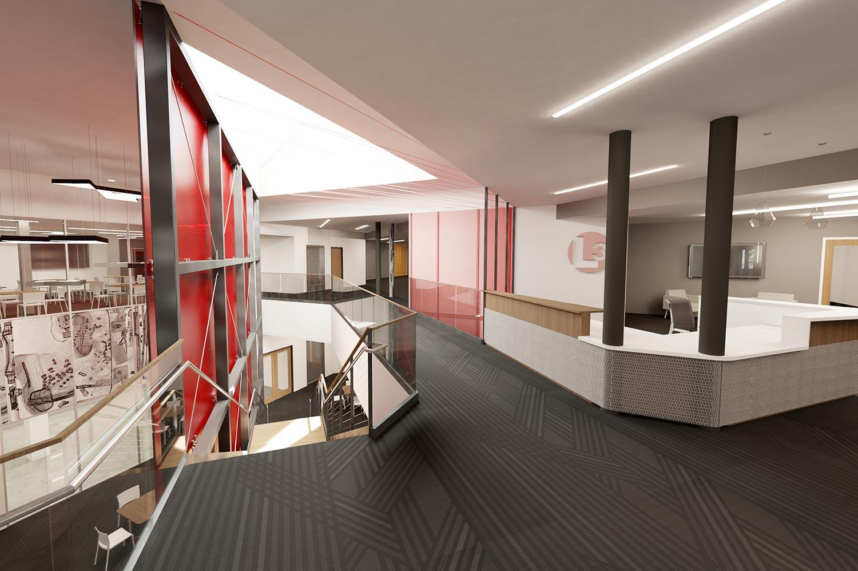 CUBE 3   Architecture, Interiors, Planning   L3 Technologies