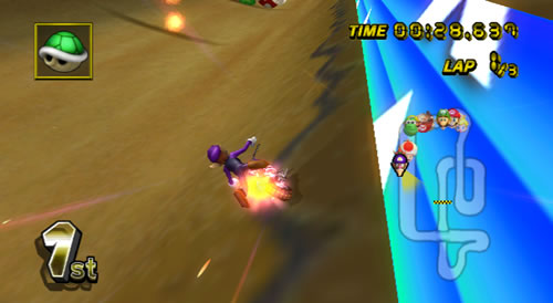Mario Kart Wii On Wii News Reviews Videos Amp Screens