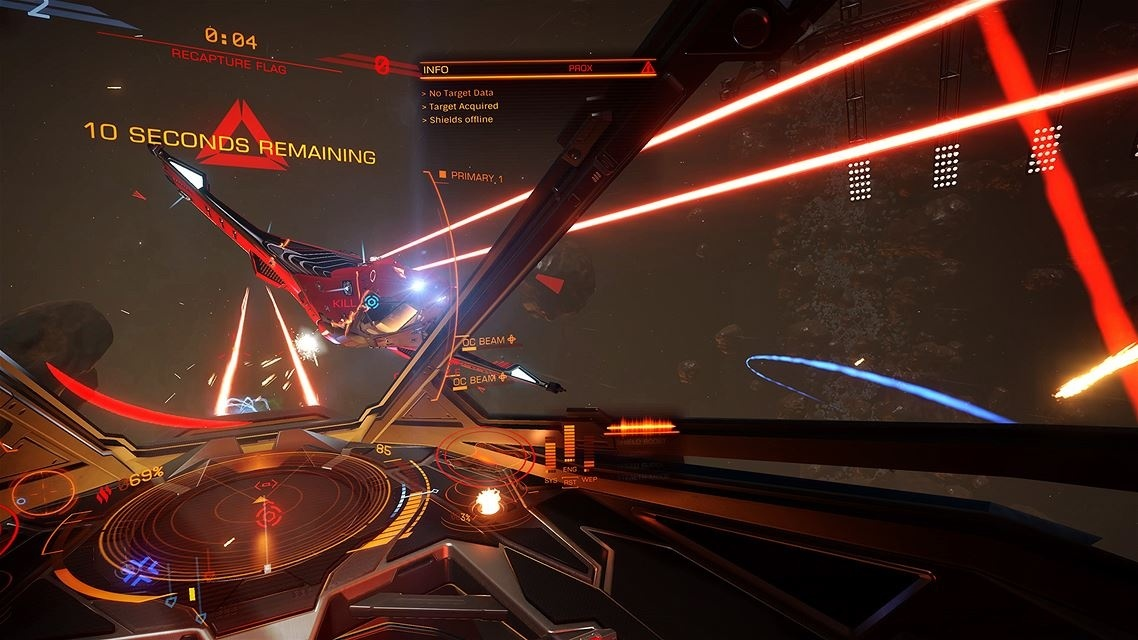 Elite Dangerous Xbox One Screens And Art Gallery Cubed3