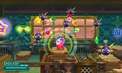 Kirby Planet Robobot Nintendo 3DS Review Page 1 Cubed3