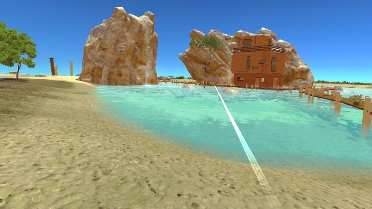Heaven Island Life PC Screens And Art Gallery Cubed3