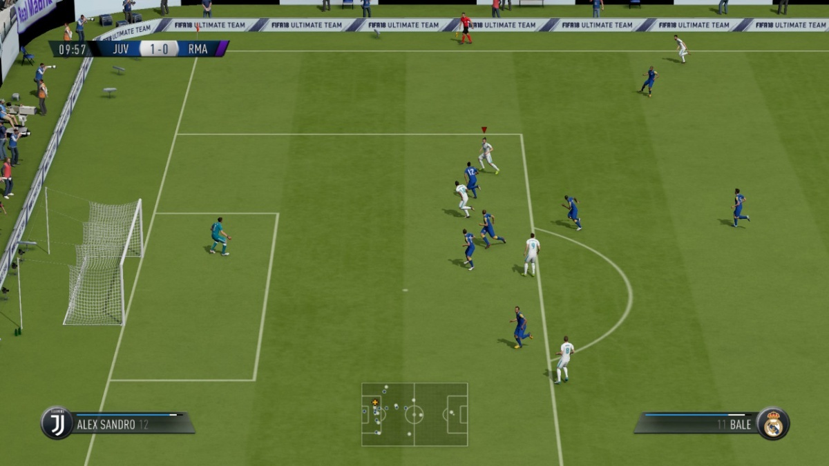 FIFA 18 Nintendo Switch Screens And Art Gallery Cubed3