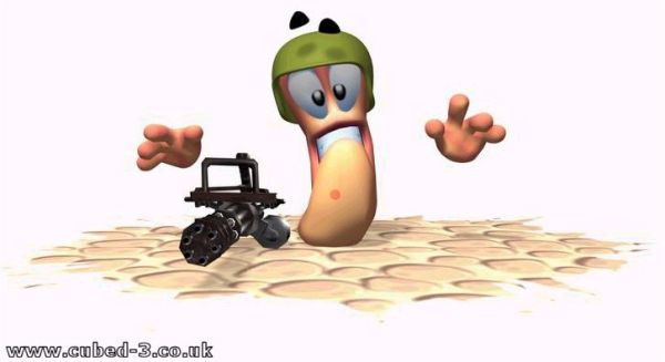 Worms 3D on (GameCube): News, Reviews, Videos