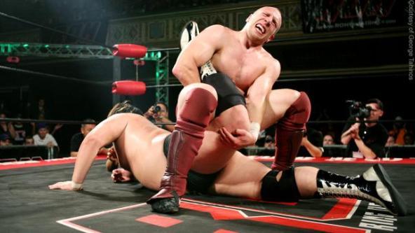 Wrestling Observer Hall of Fame Bryan Danielson