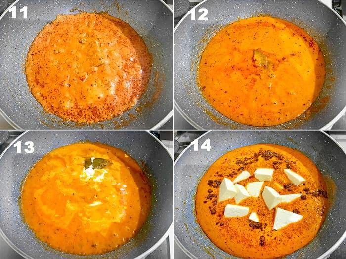 Recipe Matar Paneer Easy