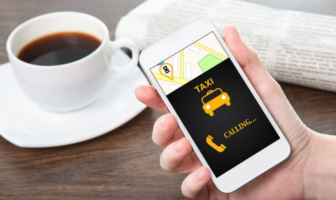 taxi app solution riyadh