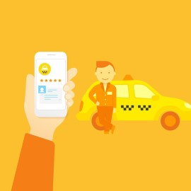 top taxi apps