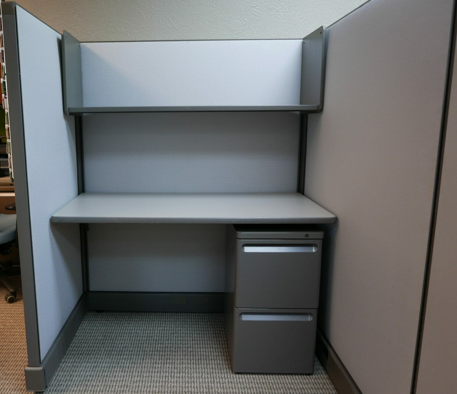 4x4 Call Center Cubicles