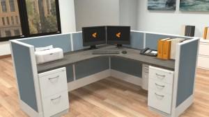 Modular Desk System Modular Workstations AIS Furniture