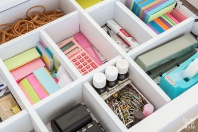 Home Office Organization Hacks