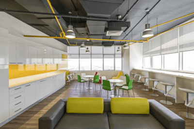 13 Commercial Office Design Ideas To Inspire Work Efficiency