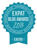 Expat Blog Awards 2013!