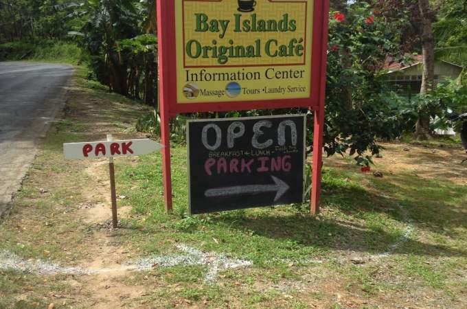 Roatan Review: Bay Islands Original Cafe