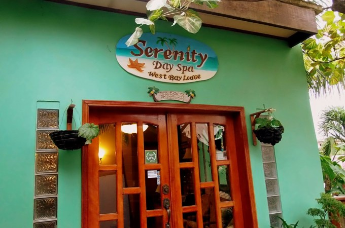 Roatan Review: Serenity Day Spa