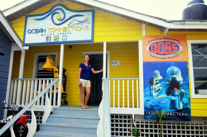 Roatan Review: Ocean Connections Dive Shop