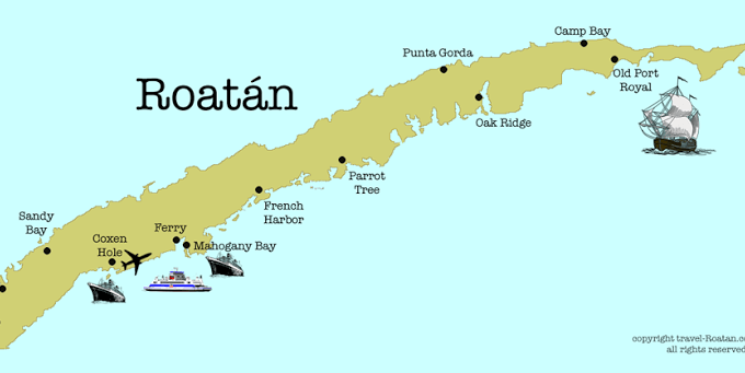 What To Do On Roatan: 3-Day Itinerary