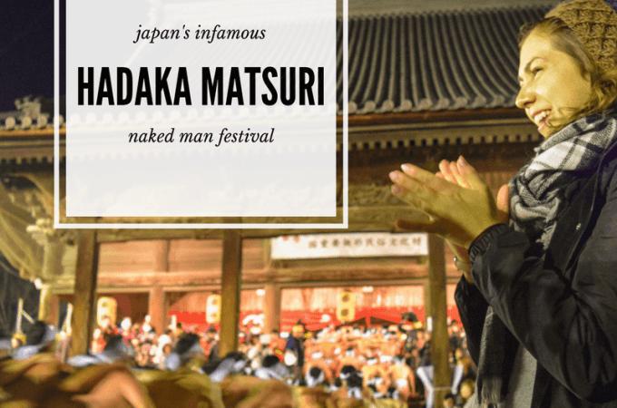 Hadaka Matsuri: The Naked Man Festival in Okayama
