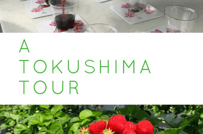 A Tokushima Tour