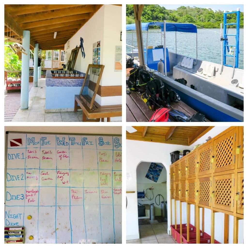 Tobri Dive Shop