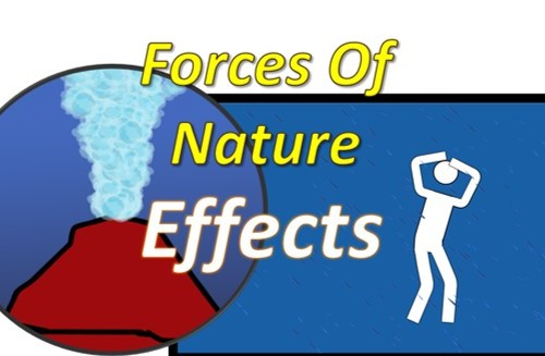 Forces Of Nature Effects