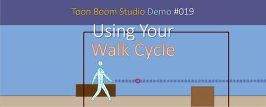 2D Animation: Using Your Walk Cycle