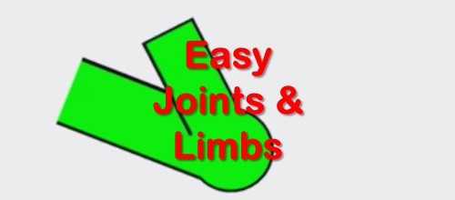 Easy Cut-Out Puppet Limbs & Joints
