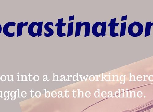 Procrastination - Featured Image