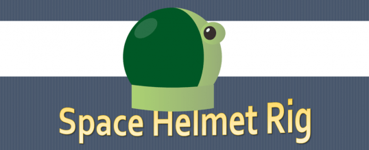 How to Build a Simple Space Helmet Rig for Your 2D Animation