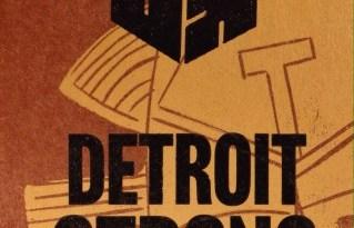 KennedyPrints postcards Detroit Strong 2015