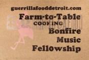 Guerrilla Food (back)