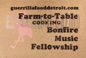 Guerrilla Food (back)