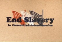 KennedyPrints postcards End Slavery 2