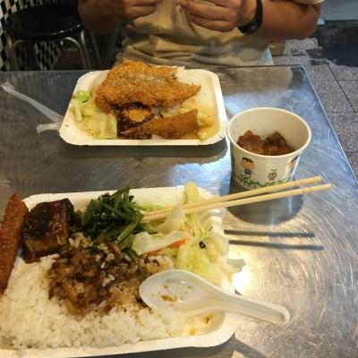 誰も知らない安くて美味しい魯肉飯店「輝爺魯肉飯」(ホフェイイェー・ルーローファン)