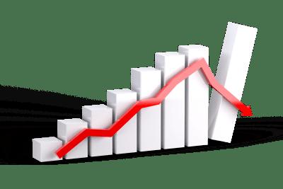 【資産運用】市場下落時の資産運用・自分の資産の最大損失を確認