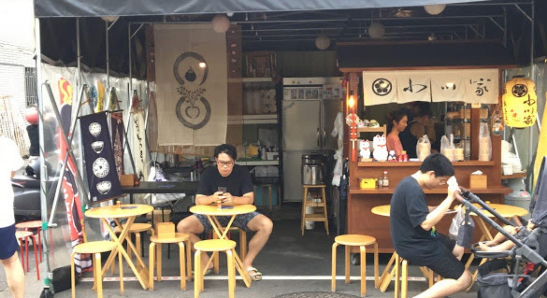 台湾ドリームを掴みつつある日本人女性が経営する台中・忠孝夜市にある日本料理屋台「小川家」の紹介