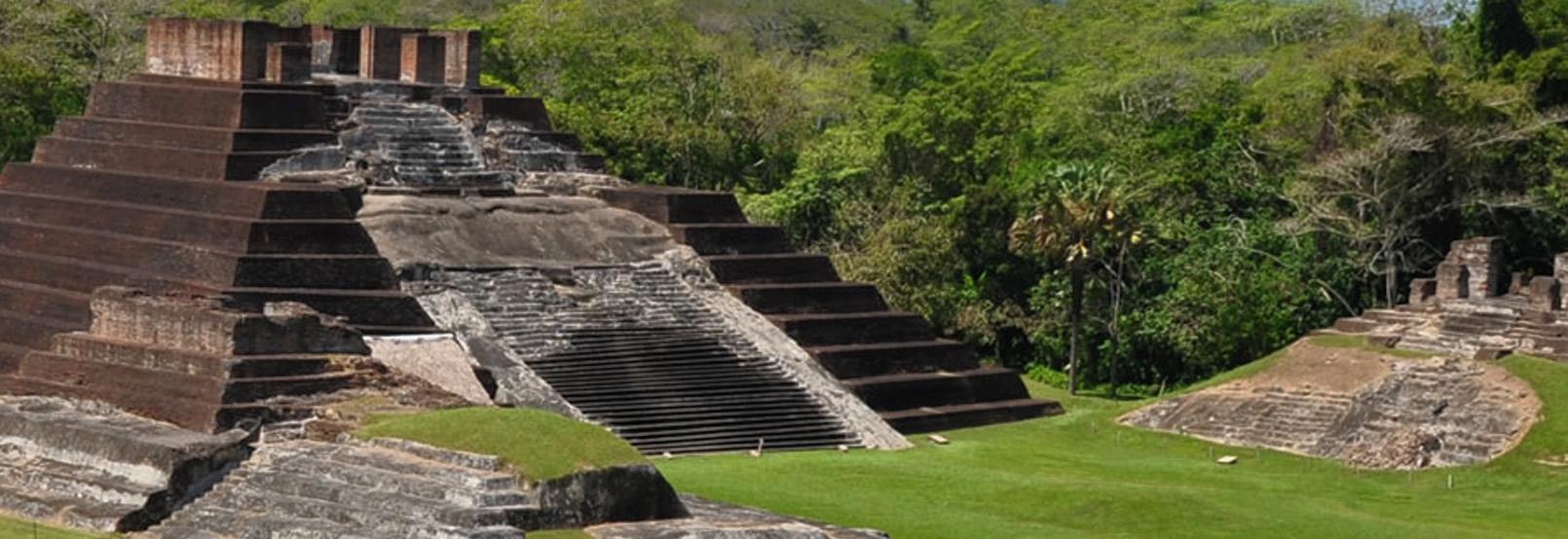Comalcalco Zona arqueologica de tabasco