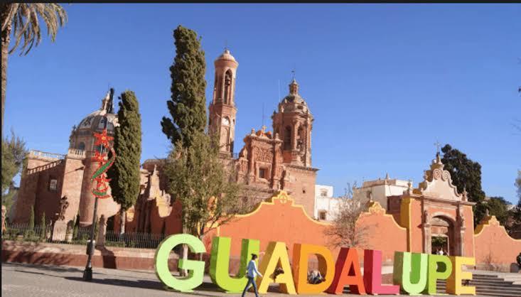 Guadalupe pueblo magico de zacatecas