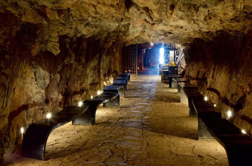 Mina del Eden atractivo turistico de zacatecas