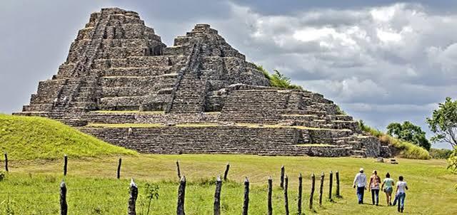 Moral Reforma zona arqueologica de campeche