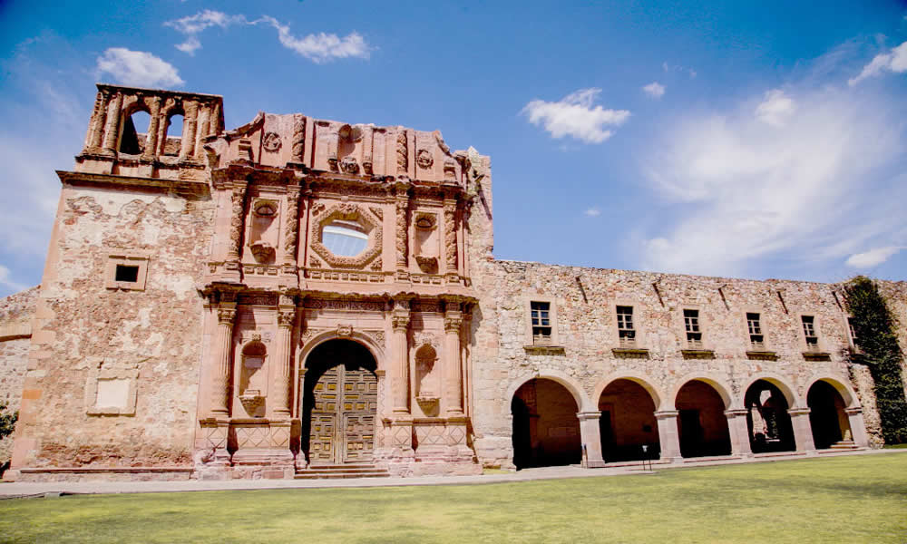 Museo Rafael Coronel lugares turisticos zacatecas