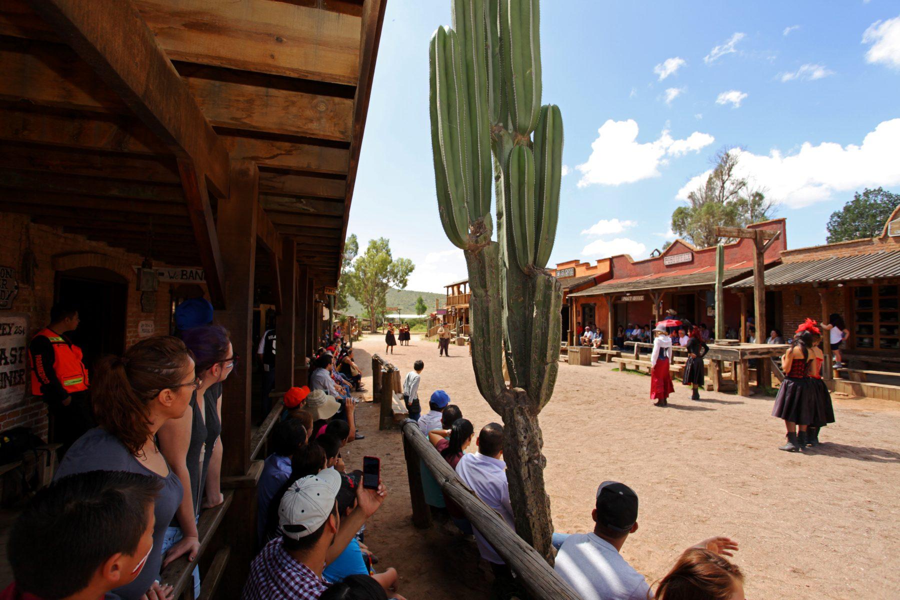 Paseo del viejo oeste durango mexico atractivos
