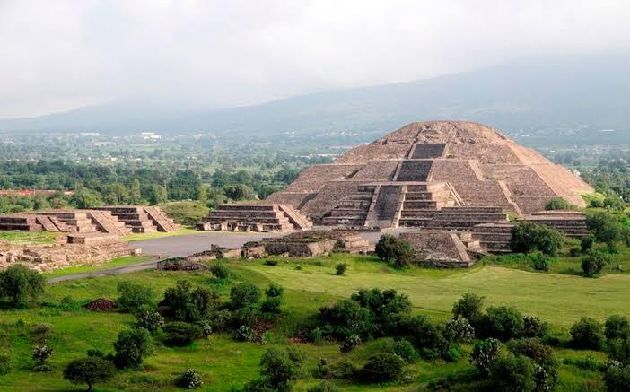 Teotihuacan Mexico - atractivo turistico del estado de Mexico