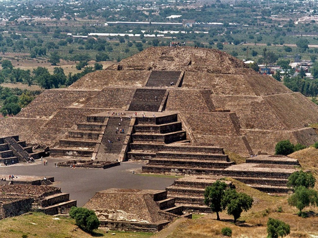 Teotihuacán cdmx