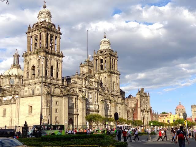 atractivo turistico del estado de Mexico - Centro histórico de México