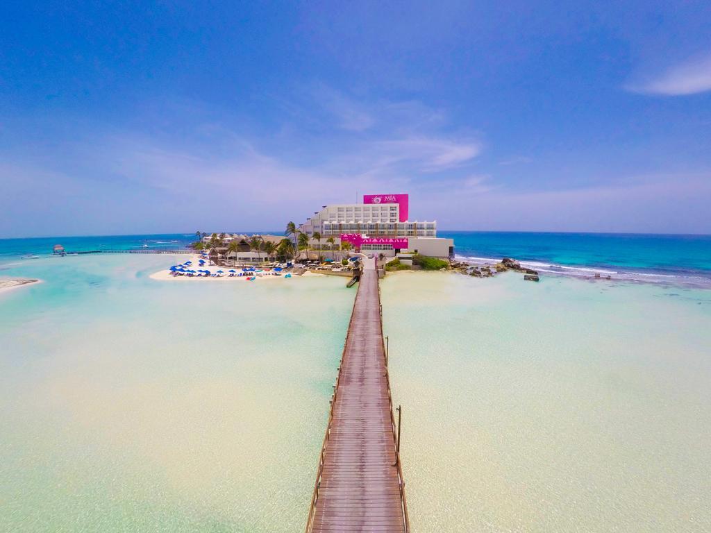 isla mujeres atractivo del caribe mexico
