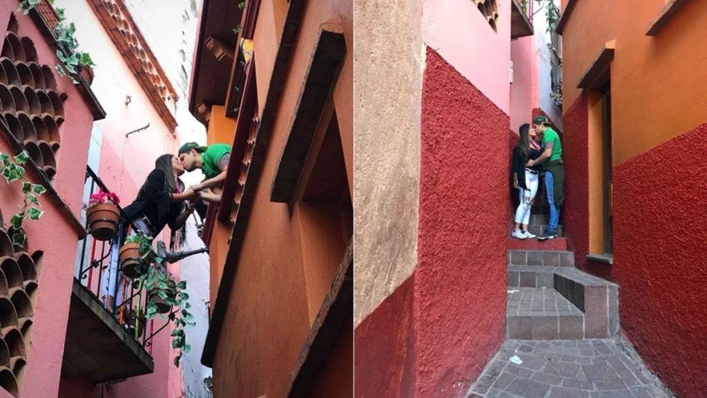 mejores lugares turisticos en mexico - callejon del beso