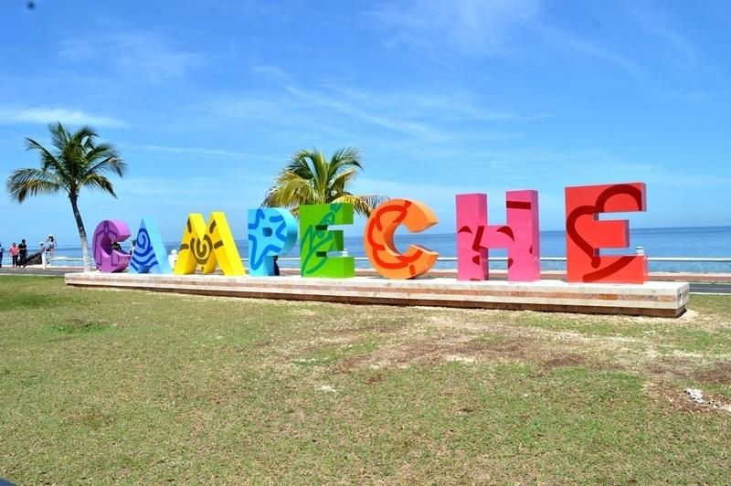 sitio turistico de campeche
